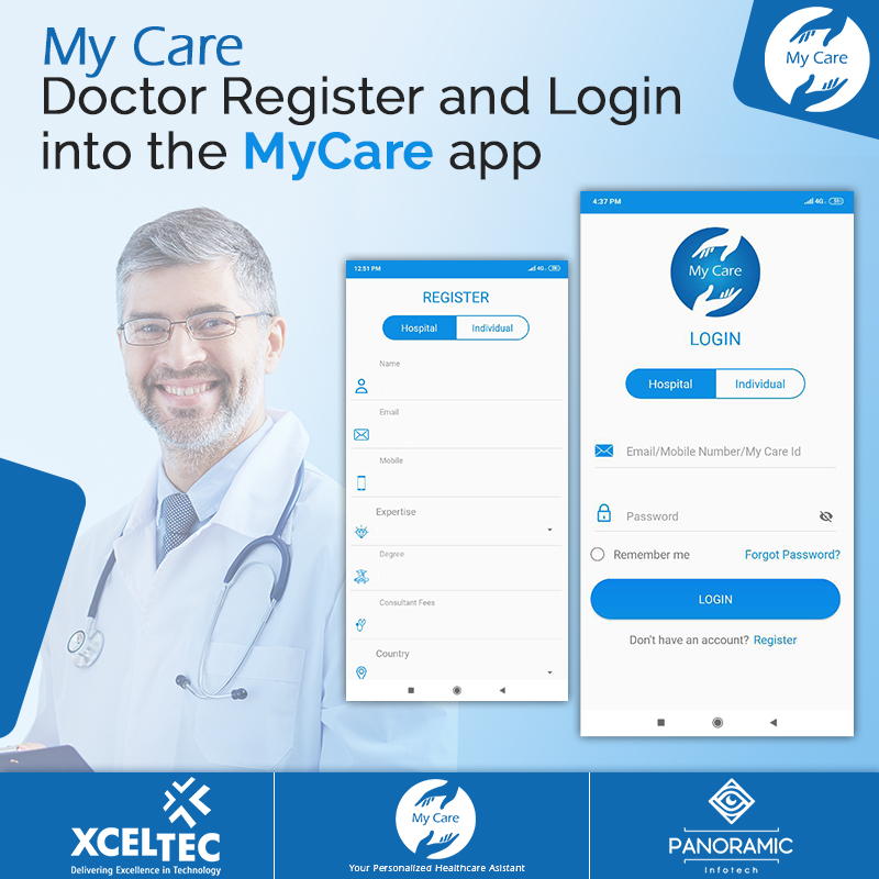 screen1-MyCare for Hospitals